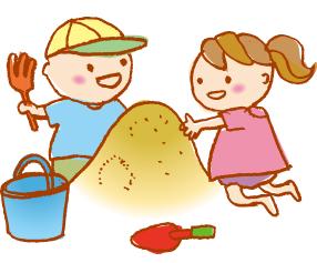 幼稚園での遊び